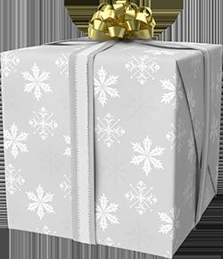 Christmas Present Decoration